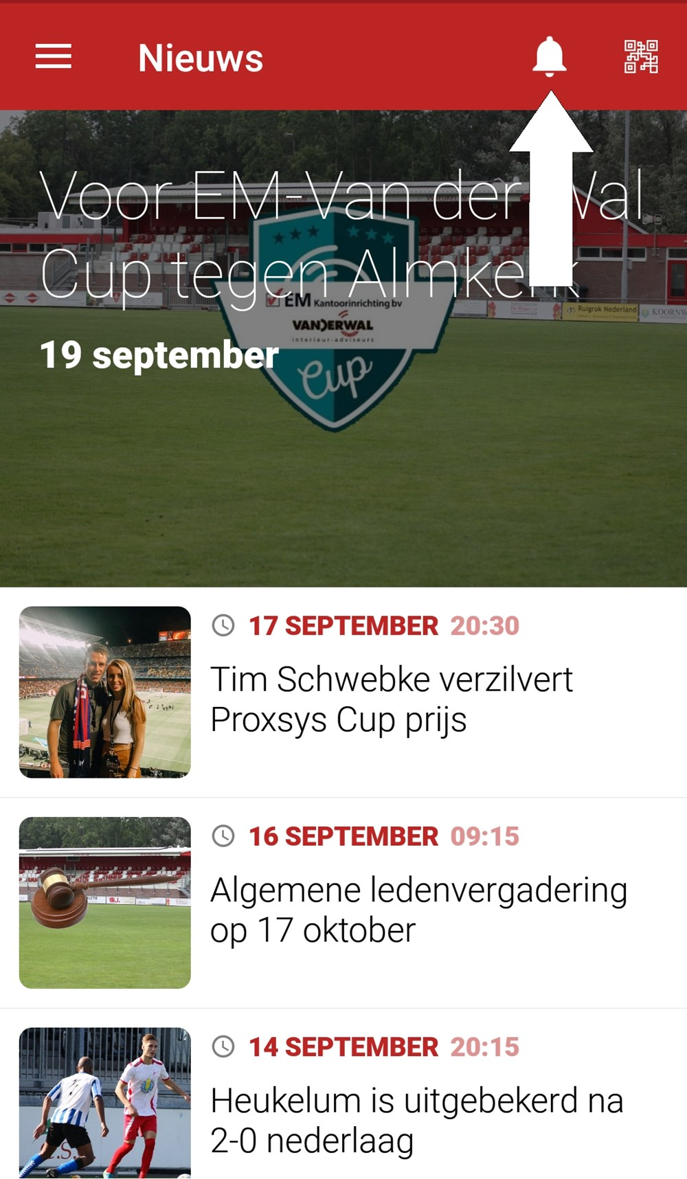 v.v.Heukelum App