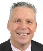 John Millenaar voorzitter technische commissie senioren v.v.Heukelum
