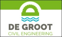 De Groot Civil Engineering internetsponsor van v.v.Heukelum