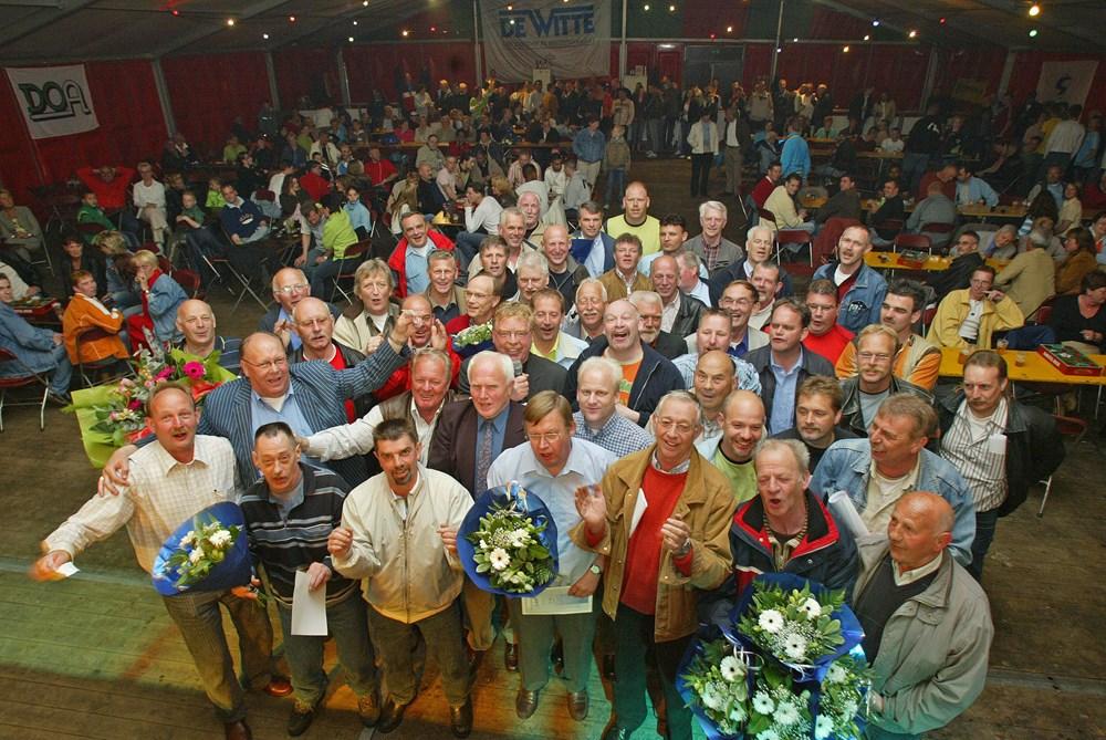75-jarig jubileum VV Hoogeveen