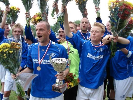 VV Hoogeveen bekerwinnaar 2008