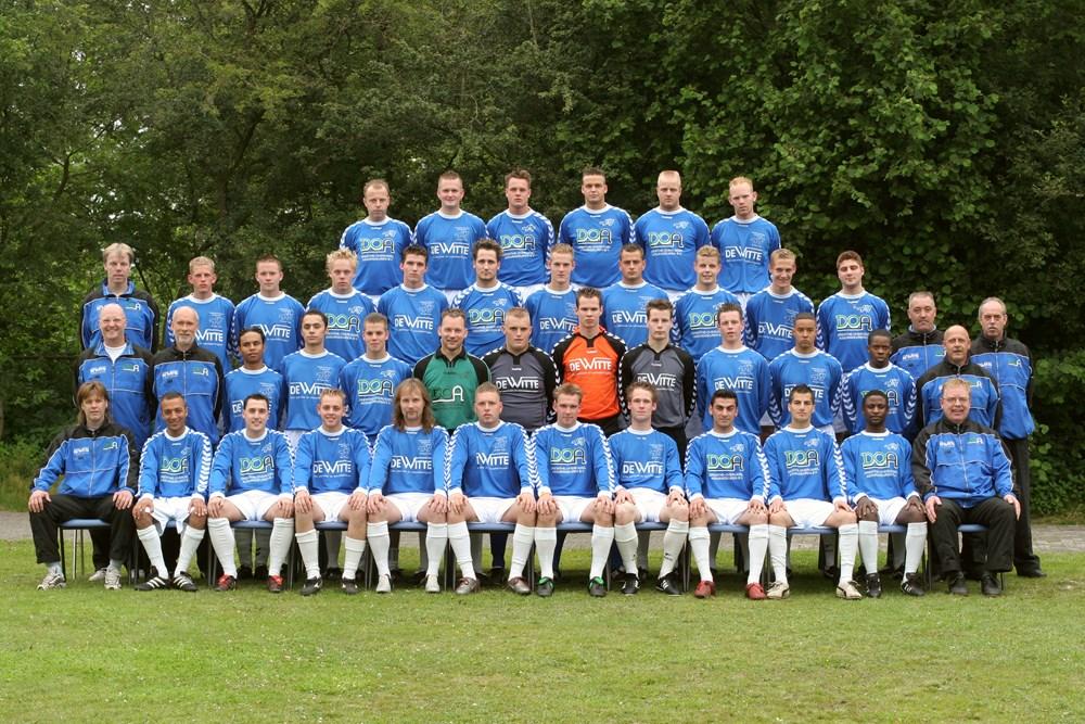 VV Hoogeveen 2005-2006