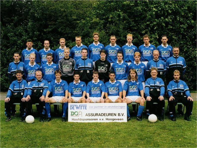 VV Hoogeveen 2000-2001