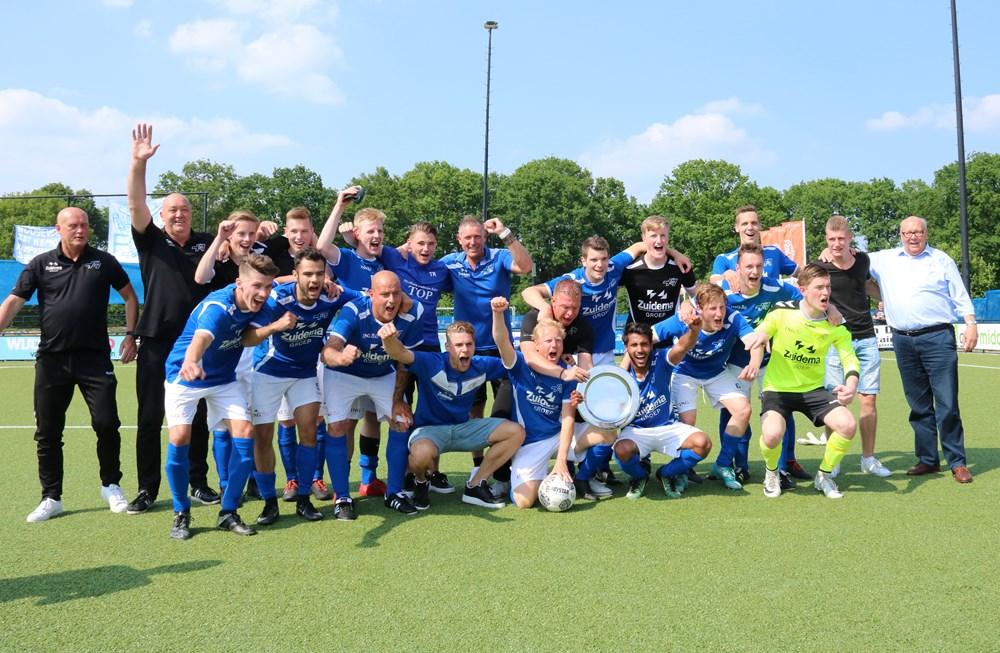 VV Hoogeveen kampioenschap 20-05-2018