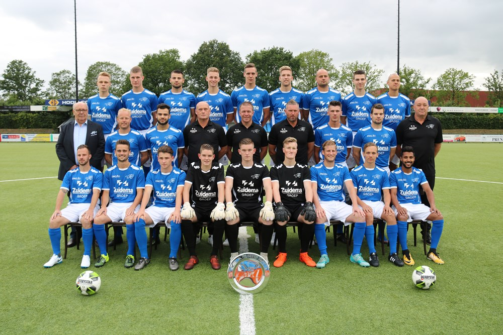 Hoogeveen zondag 2018-2019