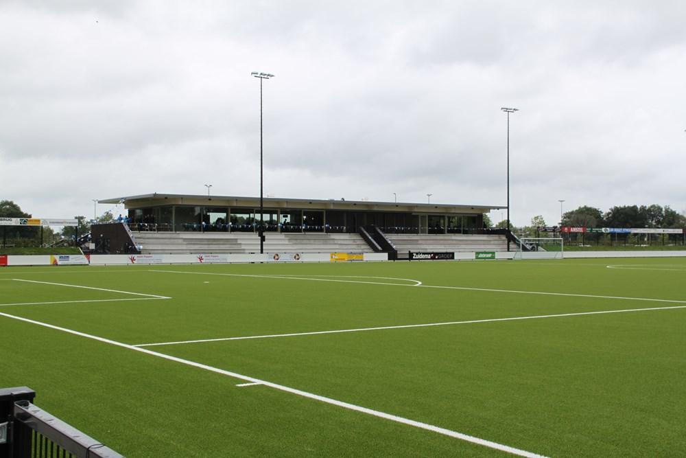 VV Hoogeveen nieuwe accomodatie 31-08-2012