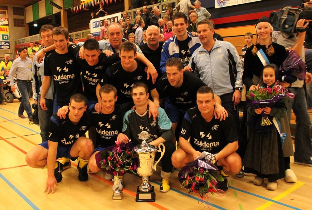 VV Hoogeveen - winnaar Protos Weering Toernooi 2012
