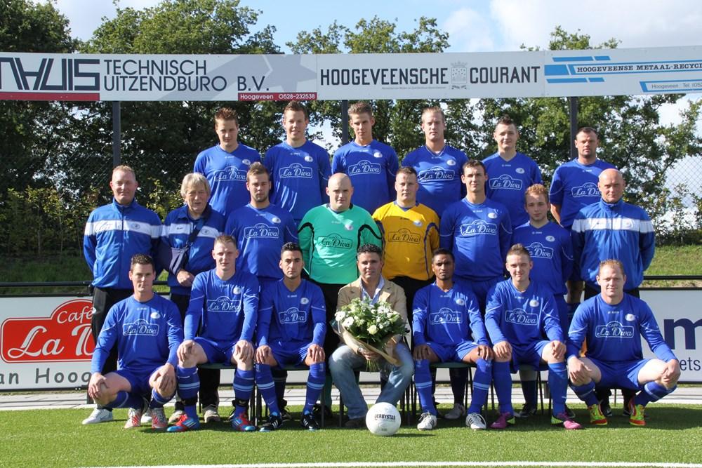 VV Hoogeveen zaterdag 2012-2013