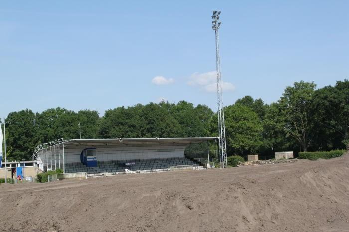 VV Hoogeveen sloop oude complex