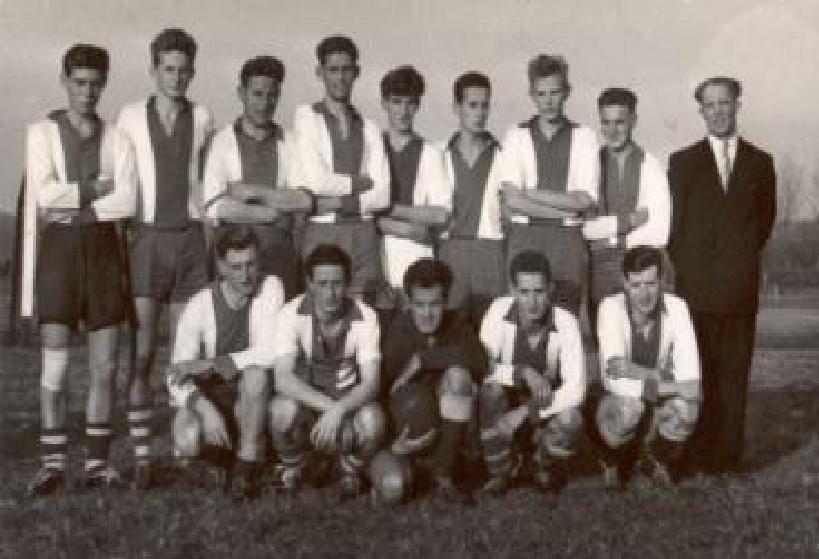 het dreamteam uit 1948