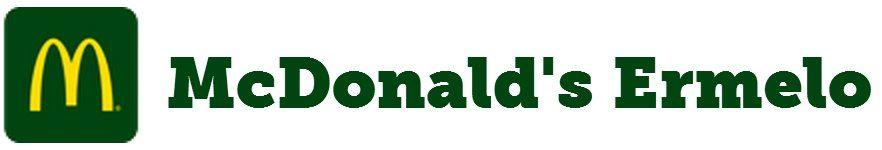 Mac Donalds Ermelo logo