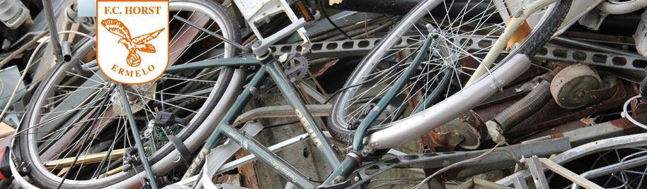 oude metalen inzamelen voor fchorst ermelo
