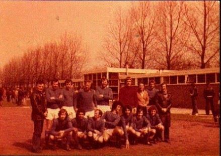 Teamfoto Flora Boys.