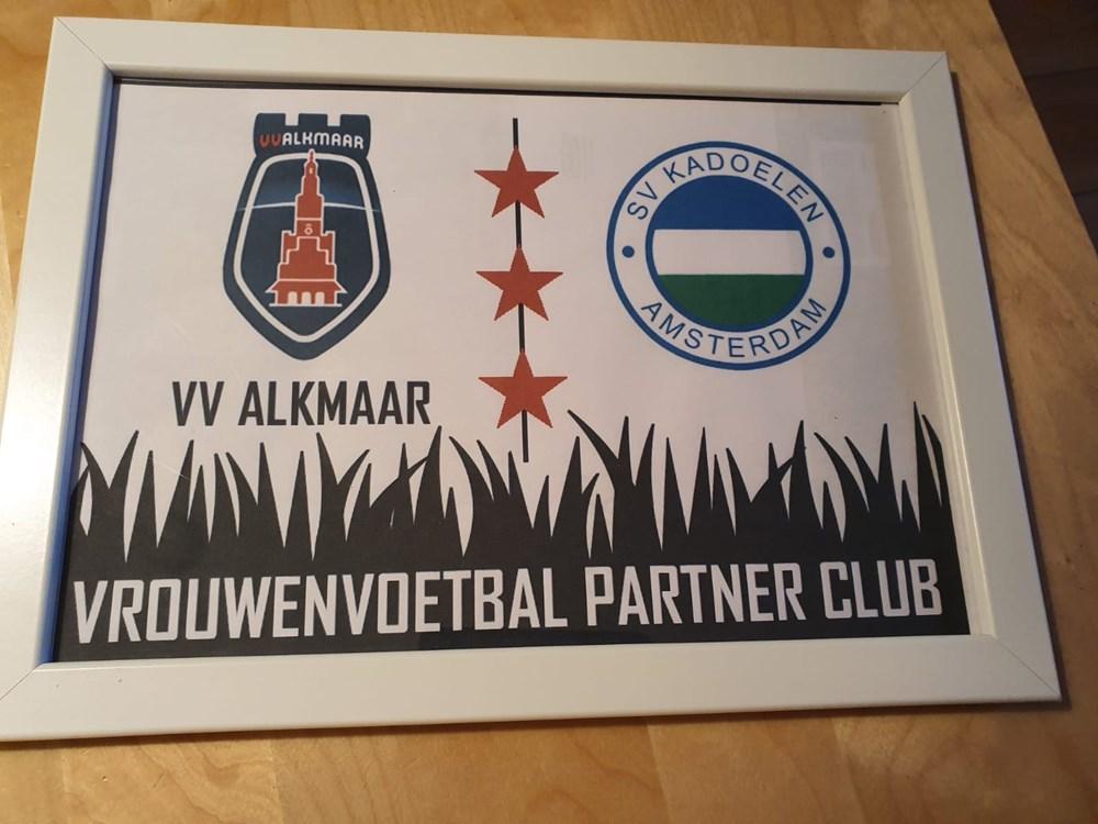 S.V.Kadoelen officiële partnerclub - VV Alkmaar