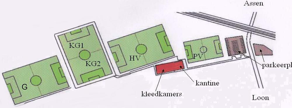 plattegrond vvLEO