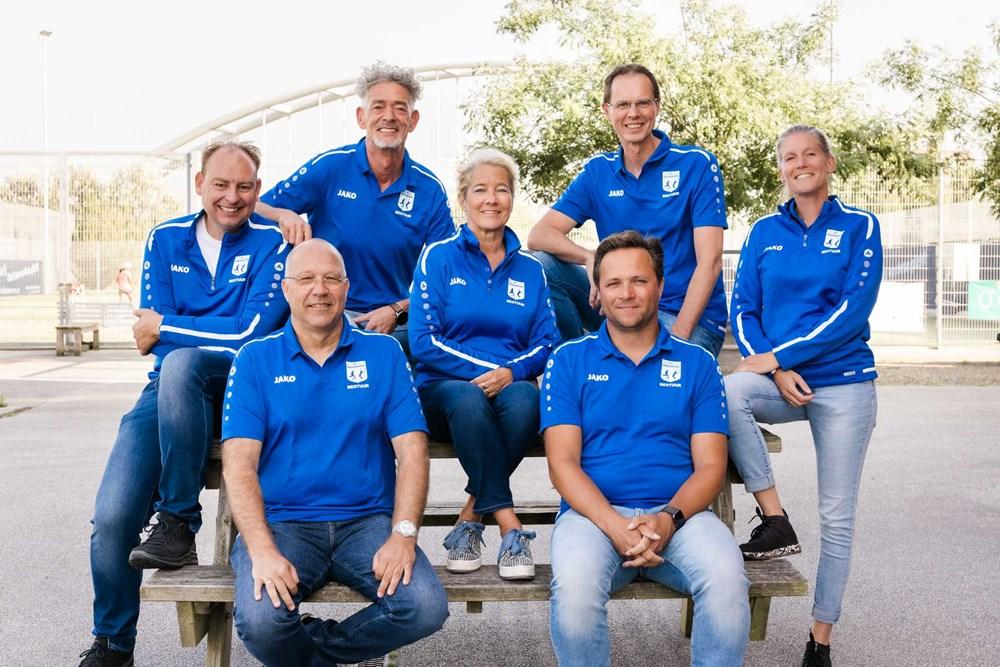 Bestuur SV Leidschenveen
