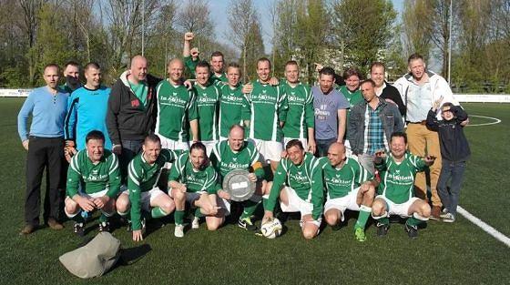 Nieuw-Lekkerland VE1 kampioen