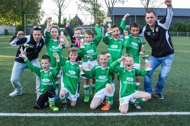 Nieuw-Lekkerland JO9-3 kampioen