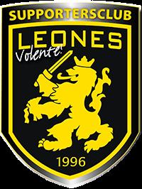 Logo supporterclub Leones Volente