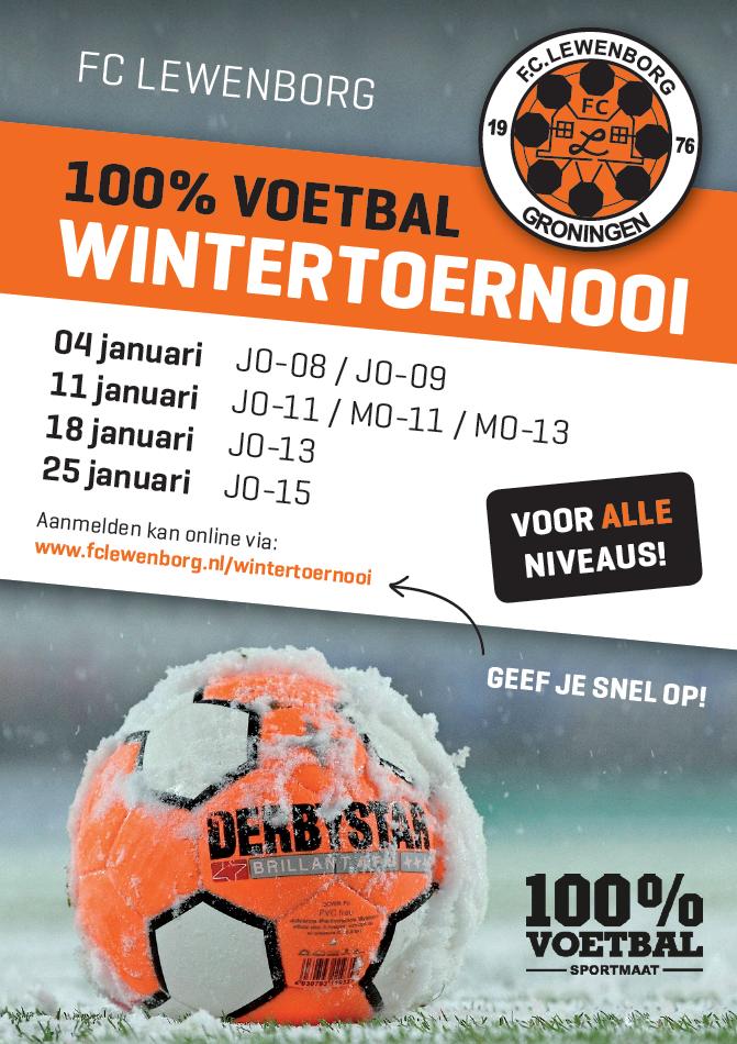 FC Lewenborg Wintertoernooien