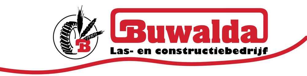 Reclamebord - Buwalda