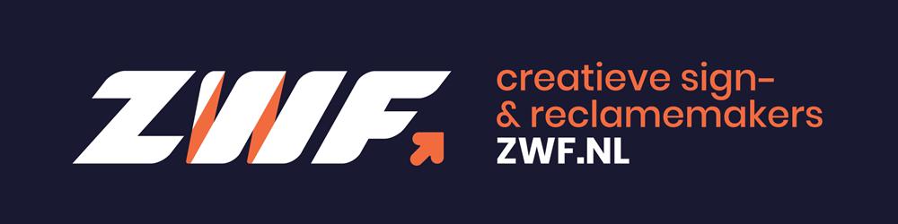 Reclamebord - ZWF