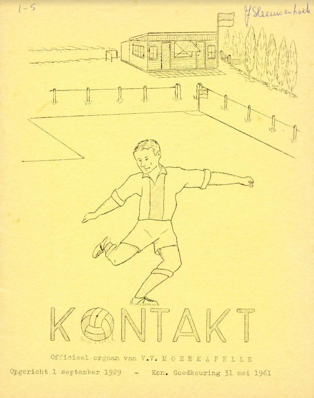 Clubblad Kontakt