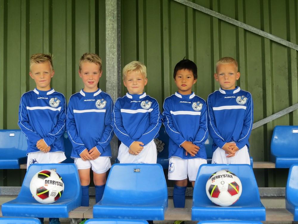 Teamfoto Nijland JO07-1