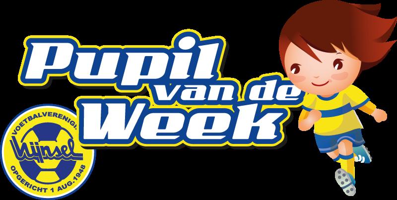 Pupil van de Week