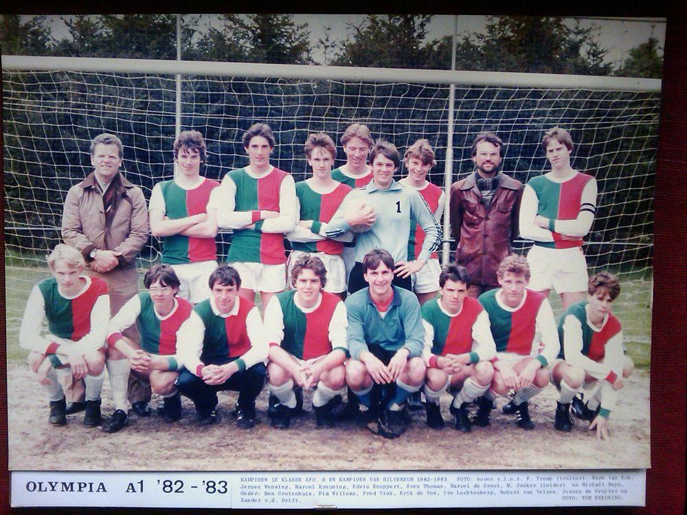 Olympia A1 seizoen 1982-1983