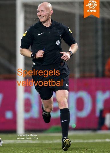 Spelregels seizoen 2018/2019