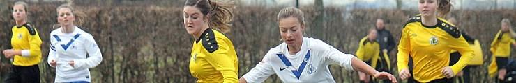 Meidenvoetbal R.K.V.V. DEM Beverwijk