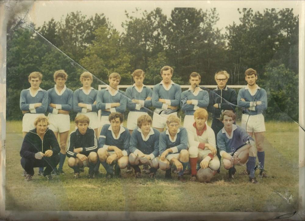 FC De Rakt in de beginjaren