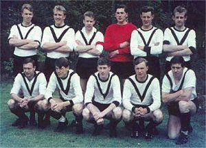 Het eerste elftal van 1966