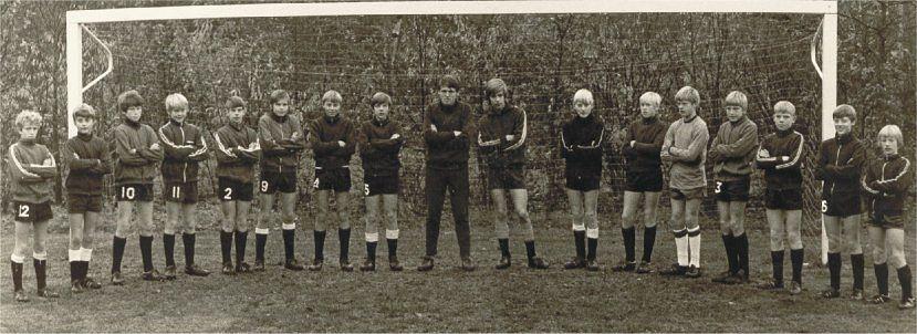 De B-jeugd in 1971
