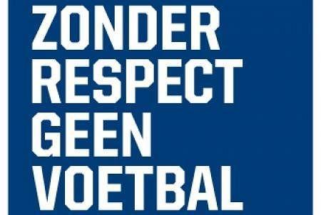 Zonder respect geen voetbal!