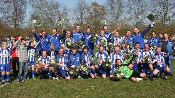 Kampioenselftal SCV 1, seizoen 2009-2010