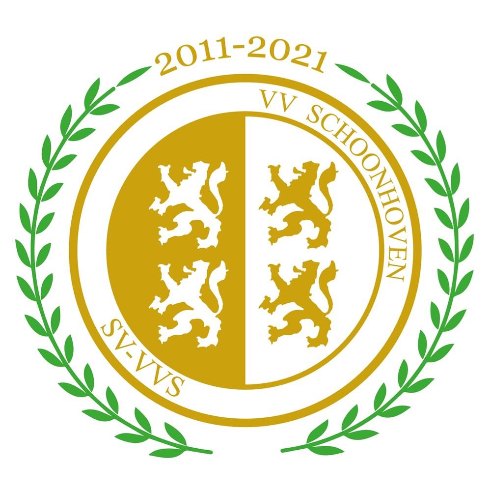 Logo SVVVS 10 jaar