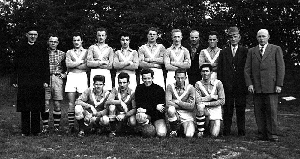 Eerste elftal 1959-60