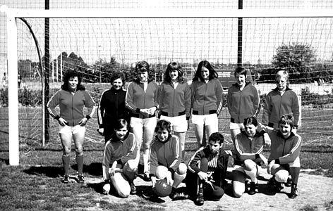 De dames van 1972