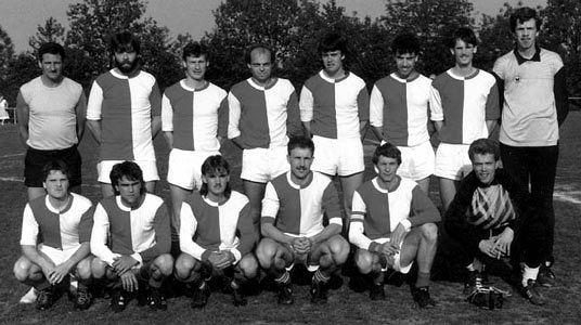 1985 - Eerste elftal