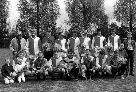 kampioen 1987 Senioren 3