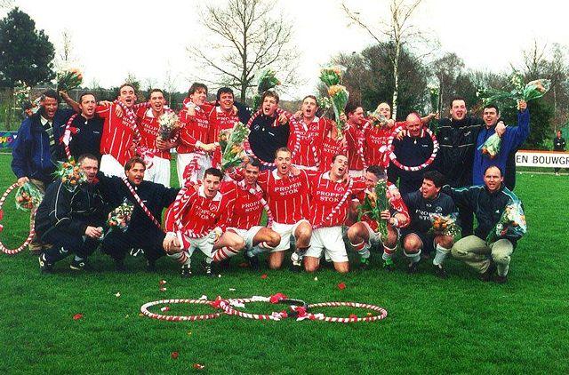 Kampioen 1999 - 2000