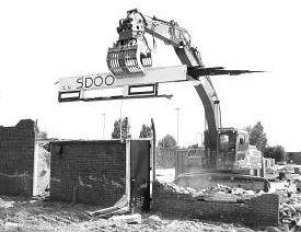 """Sloop """"Oud"""" clubgebouw"""
