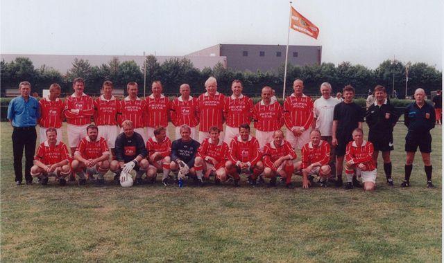 Jubileum: Team 1983