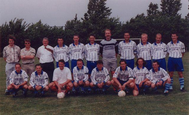 Jubileum: Team 1995