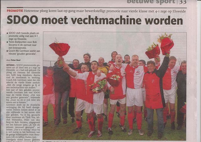 De Gelderlander 3 mei 2010