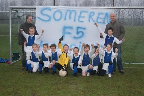 Someren F5 kampioen