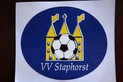 sticker vv Staphorst