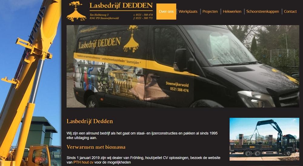 Lasbedrijf Dedden